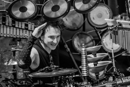 Überschall with Terry Bozzio performs at The Smith Center in Las Vegas, NV