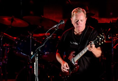 NEW ORDER performs at The Cosmopolitan of Las Vegas in Las Vegas, NV