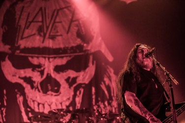Slayer - Photo by Erik Kabik