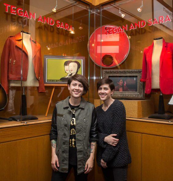 Tegan and Sara - Photo by Erik Kabik
