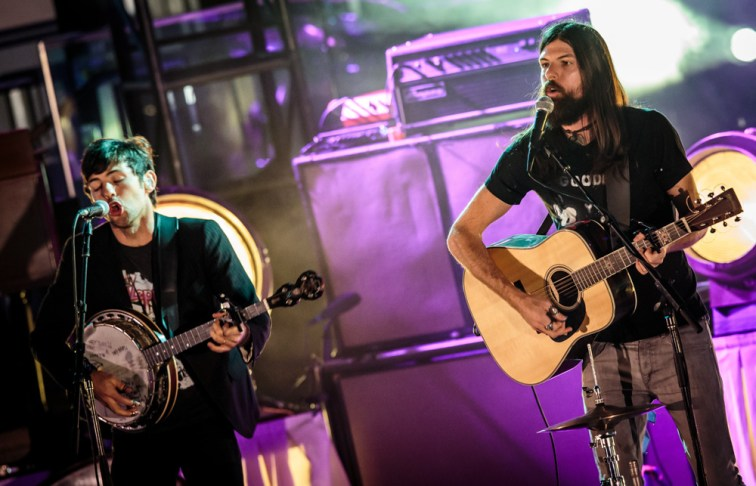 The Avett Brothers - Photo by Erik Kabik (3)