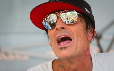 Tommy Lee - Photo by Erik Kabik