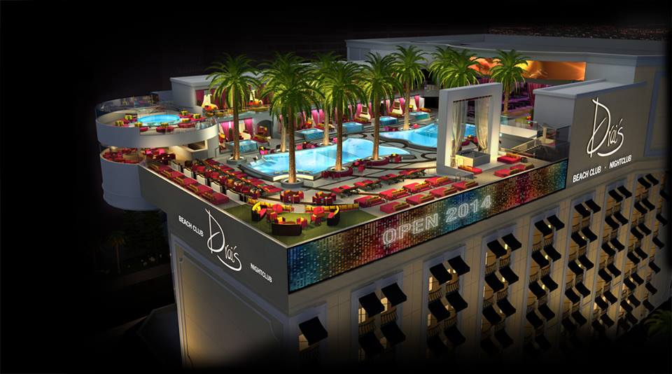 Drai's Nightclub Beach Club