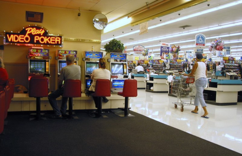 10 Reasons - Grocery Store Grocery Store Gambling is a Thing