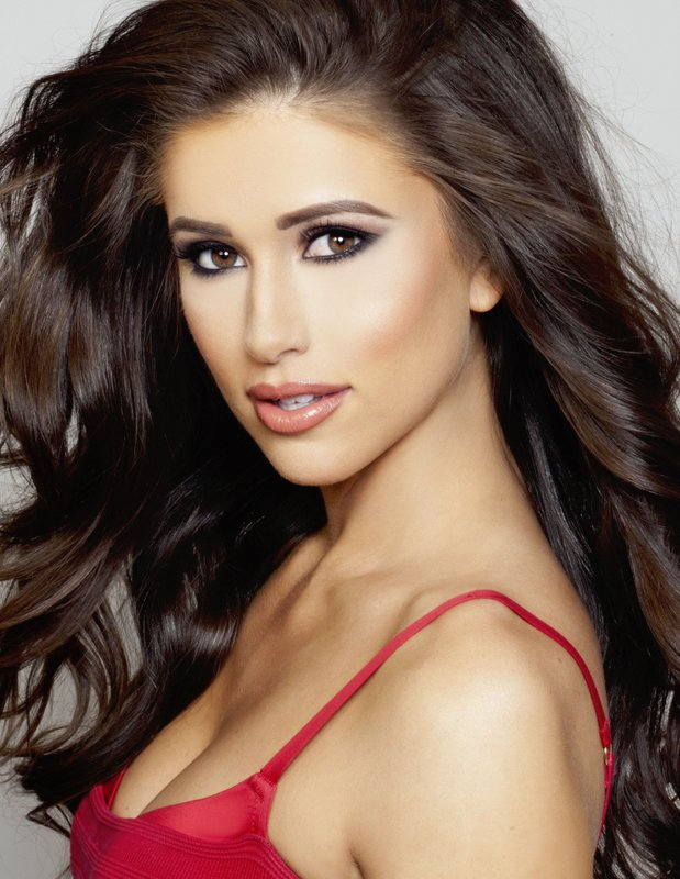 Nia Sanchez Miss South Las Vegas