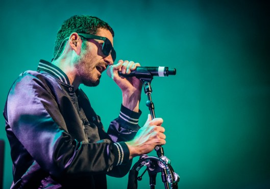 Capital Cities Photos at The Chelsea