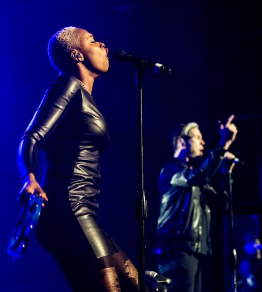 Fitz & The Tantrums Photos at The Chelsea