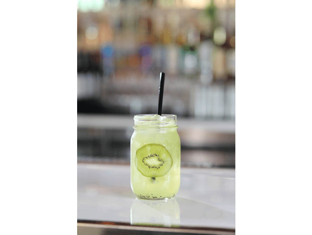 Double Barrel Roadhouse - Kiwi Collins