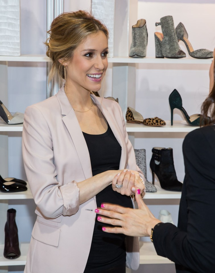 Kristin Cavallari at the MAGIC Convention