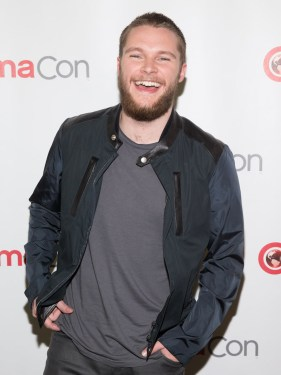 Jack Reynor at CinemaCon 2014