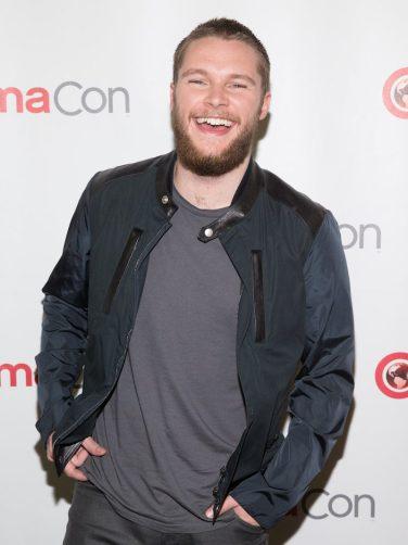 Jack Reynor at CinemaCon 2014