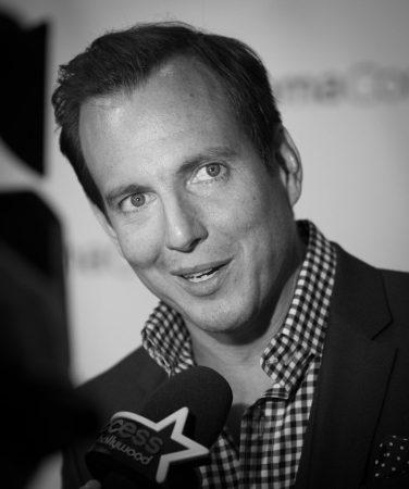 Will Arnett at CinemaCon 2014