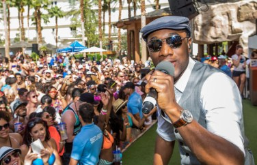 Aloe Blacc at REHAB Las Vegas