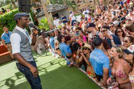 Aloe Blacc at REHAB Las Vegas