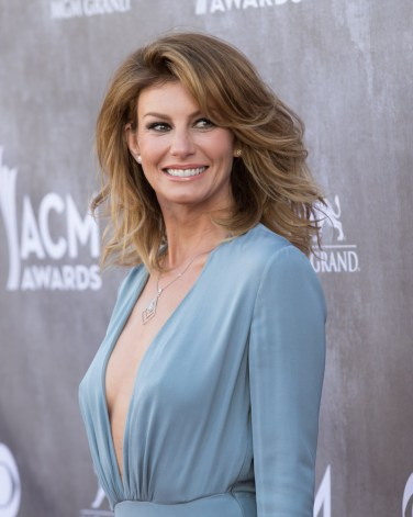 Faith Hill - 2014 ACM Awards