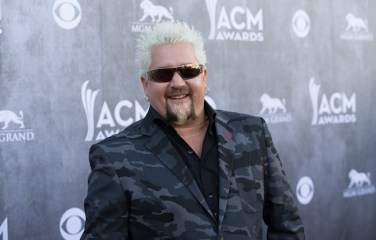 Guy Fieri - 2014 ACM Awards