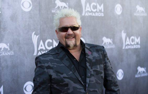 Guy Fieri - 2014 ACM Awards