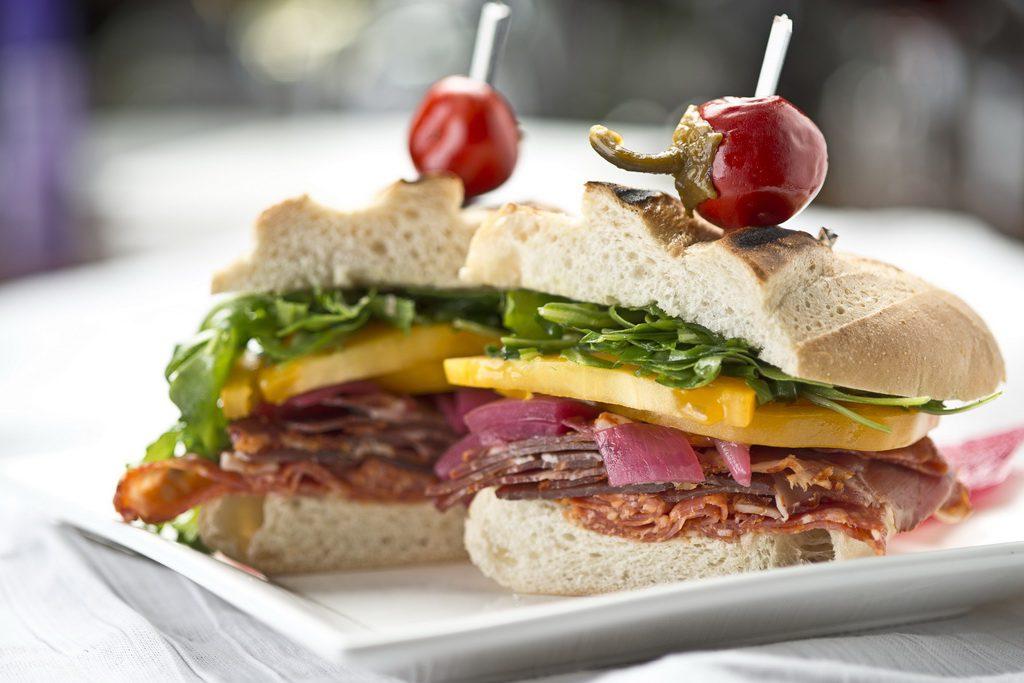 La Cave Italian Sandwich