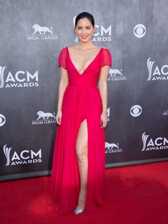 Olivia Munn - 2014 ACM Awards