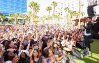 Robin Thicke at REHAB Las Vegas