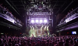 The 1975 at Brooklyn Bowl Las Vegas