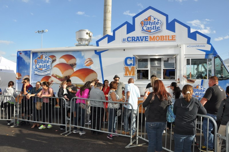 White Castle Crave Mobile Line