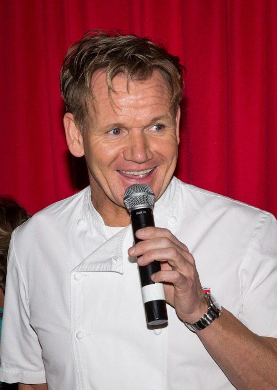 Chef Gordon Ramsay at Vegas Uncork'd