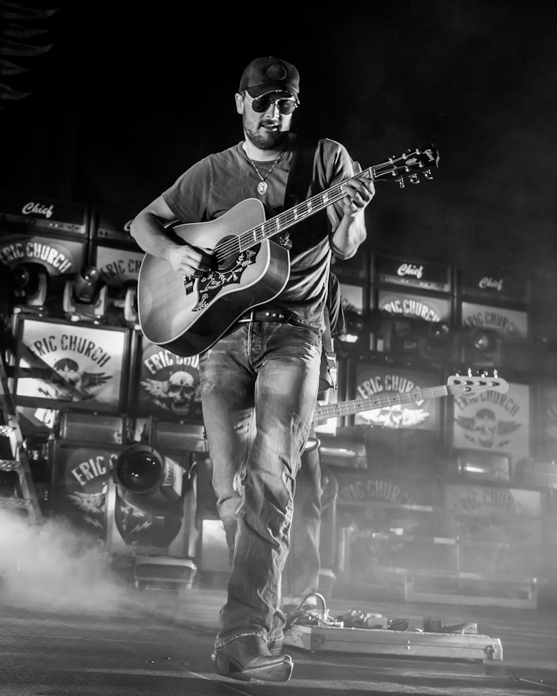 Eric Church Performed LIVE At The Chelsea Travelivery