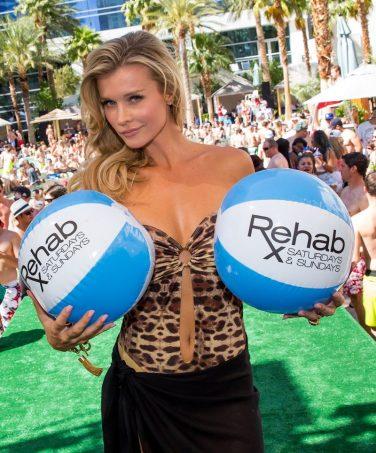 Joanna Krupa Birthday at Rehab at Hard Rock Hotel