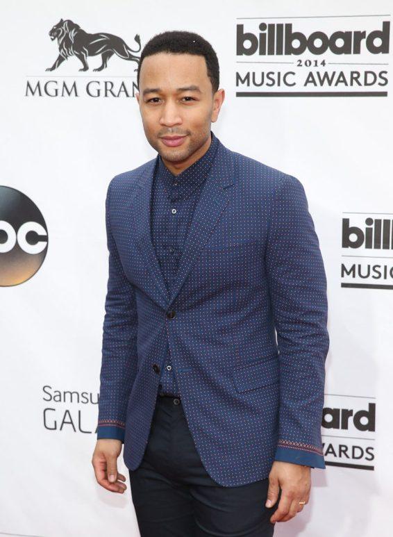 John Legend at 2014 Billboard Music Awards