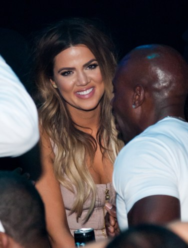 Khloe Kardashian at Puff Daddy After Fight Party at The Joint