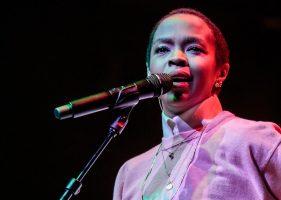 Lauryn Hill at Brooklyn Bowl Las Vegas