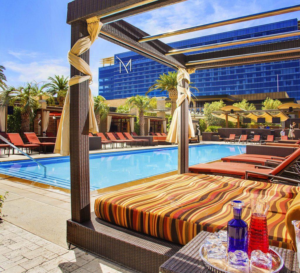 M Resort DayDream Cabana