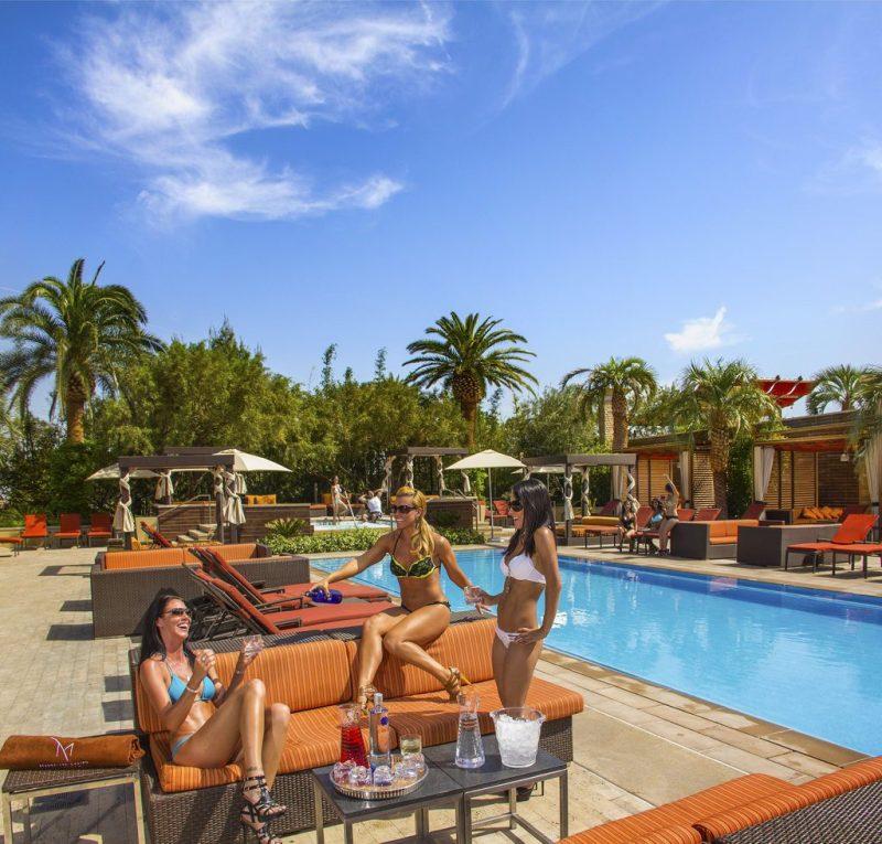 M Resort DayDream pool lifestyle