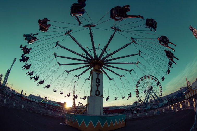 EDC 2014 - Alex Perez for Insomniac