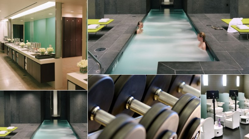 Bathhouse Spa At Delano Las Vegas Signature Therapies Travelivery