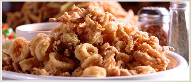 Carmine's Las Vegas - Fried Calamari