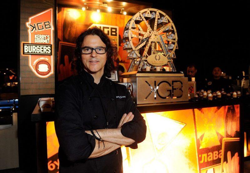 Chef Kerry Simon