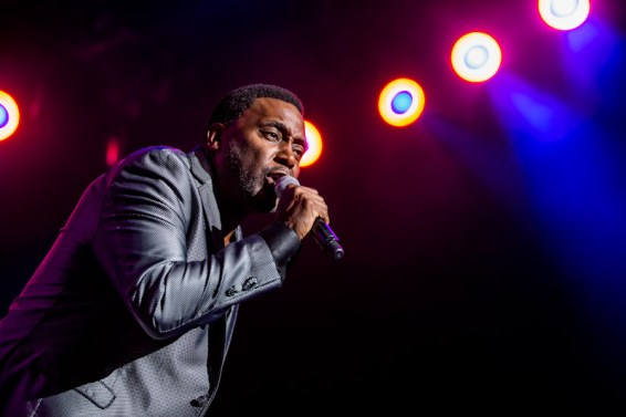 Big Daddy Kane at Legends of Hip Hop Show