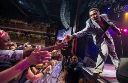 Big Daddy Kane at Legends of Hip Hop Show