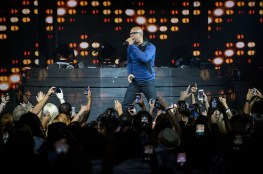 Common Performs at Marquee