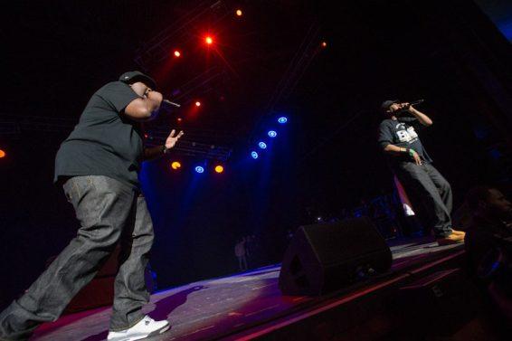 EPMD at Legends of Hip Hop Show