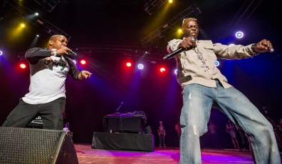 Naughty by Nature at Legends of Hip Hop Show 12