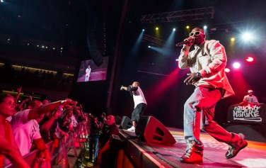 Naughty by Nature at Legends of Hip Hop Show 2