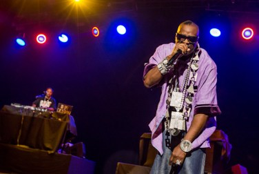 Slick Rick at Legends of Hip Hop Show