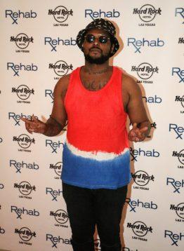 SchoolBoy Q at REHAB inside Hard Rock Hotel - Photo credit Adam Amar