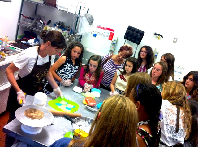 Chocolate & Spice Children's Decorating Class