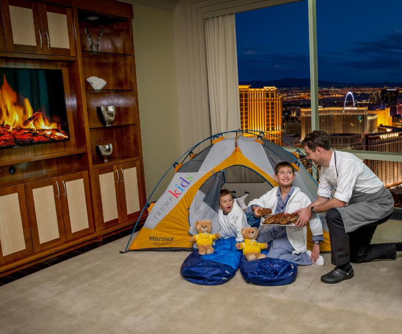 Trump International Hotel Las Vegas - Glamping