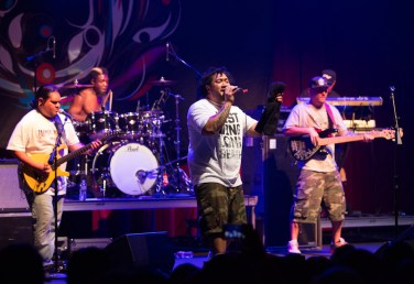 J Boog at Brooklyn Bowl Las Vegas
