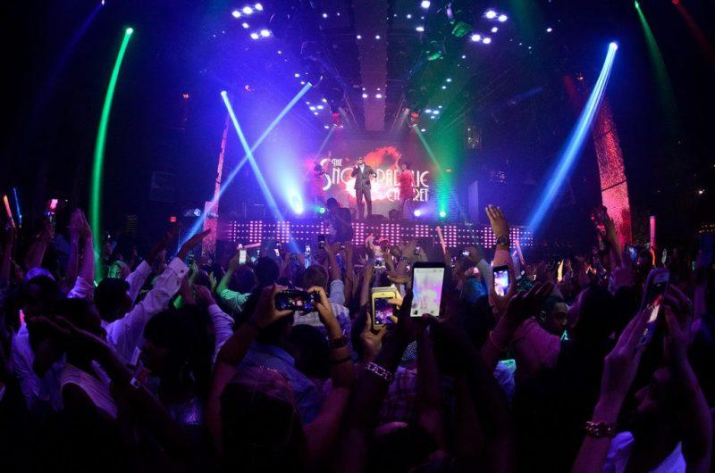 Snoop Dogg Performance at TAO